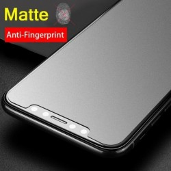 IPhone 12 Mini készülékhez - Matt fagyás edzett üveg képernyővédő fólia iPhone 12 Mini / 12 Pro / 12 Pro Max