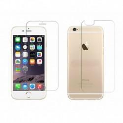 iPhone 6 - Prémium első és hátsó üvegfólia képernyővédő fólia iPhone 6S 7 8 8  készülékhez