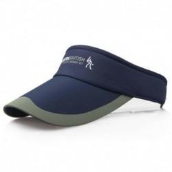 haditengerészet - Divat tenisz sportok állítható sapka napellenző golf sapka fejpánt kalap strandvizor