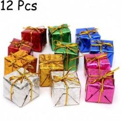 12-es doboz - 2020 karácsony karácsonyi függő díszek, családi személyre szabott dísz