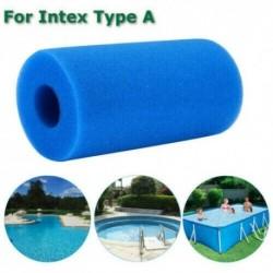 Nincs szín - Intex A típusú újrafelhasználható mosható medence szűrő habszivacs patronhoz