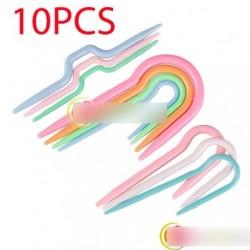 10db 3 szett ABS műanyag gyorskötöző horog
