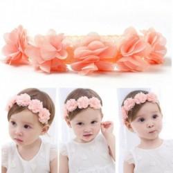 Nincs szín - Új csipke virág gyerek kislány turbán fejpánt hajszalag fejfedő kiegészítők