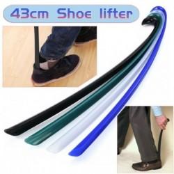 Nincs szín - 43 cm hosszú fogantyúval ellátott cipőkürtös cipőkürt-emelő fogyatékossággal kapcsolatos segédrúd