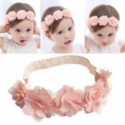 Nincs szín - Csipke virág gyerek kislány kisgyermek fejpánt hajpánt fejfedő haj kiegészítők