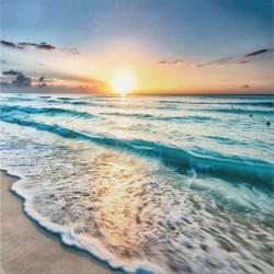 Nincs szín - Domybest Sonnenaufgang am Meer 5D DIY gyémántfestés Komplettset Landscha