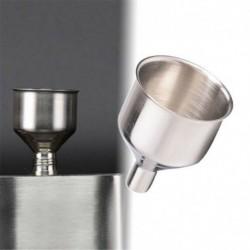 Nincs szín - 1 x univerzális rozsdamentes acél tölcsér 2 hüvelyk kis palackok és lombikok töltéséhez