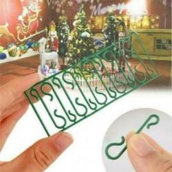 10db akasztók - 2020 Boldog karácsonyt lógó díszcsalád, személyre szabott díszek karácsonyi dekoráció