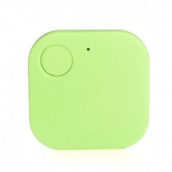 * 2 Zöld - GPS Mini Tag Smart Tracker Bluetooth pénztárca autókulcs kereső lokátor riasztó gyermek