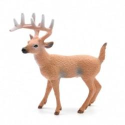 * 5 1db nagy rénszarvas (9x10cm) - Karácsonyi party függő dekoráció Mikulás hóember karácsonyi fa díszek