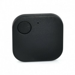 Fekete - Intelligens Bluetooth kulcskereső GPS nyomkövető vezeték nélküli vezeték nélküli elveszett poggyászkereső AU