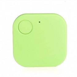 * 2 Zöld - Riasztás intelligens nyomkövető Bluetooth mini címke GPS-kereső kereső pénztárca kulcs kisállat gyermek