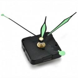 * 3 Noctilucent - Csendes óra kampós mozgásmechanizmussal Kvarc barkácsolási javító szerszám óra alkatrészek Egyesült