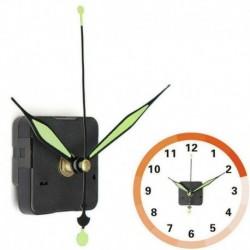Nincs szín - Világító kéz barkácsolás kvarc óra zöld orsó mozgás mechanizmus javító eszköz