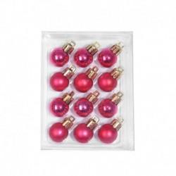 Style-6 piros (12db HxS: 2x3cm) - Karácsonyi angyal baba játék függő medál fesztivál dísz karácsonyi fa dekoráció