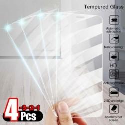 Apple iPhone 7 Plus (1-Pac ... - Edzett ÜVEG Képernyővédő fólia iPhone 11 XR X XSMax 11 Pro Max 8 7 6 4-PACK