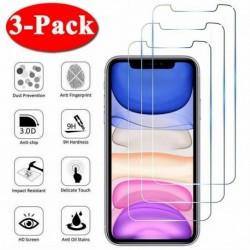 IPhone 11 Pro (3 csomag) - 3 csomag edzett üveg képernyővédő fólia Apple iPhone 11/11 Pro / 11 Pro Max