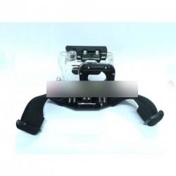 Állítható bukósisak rugalmas szíj GoPro Hero 1 2 3