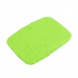 zöld - 1x autóstílus hordozható mikroszálas szélvédő Könnyű tisztító ablaktisztítás otthoni vagy autótisztító