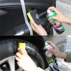 1db PE multifunkcionális gyantázó tisztító eszköz sarok törlőkendője tiszta maradék viasz viasz autó belső