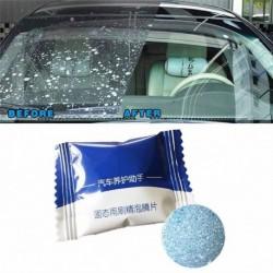 1PCS - 4L autószélvédő tisztítás Autós kiegészítők Üvegtisztító autó szilárd ablaktörlő Finom ablaktörlő