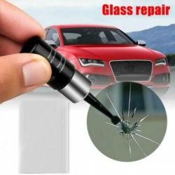 A sallingon! Többcélú autóablak repedt üvegjavító helyreállító készlet szélvédő DIY-Tools üvegkarc