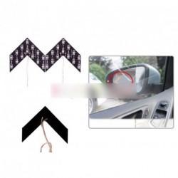2x 14 SMD LED Arrow Panel tükör irányjelző fény