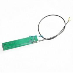 GSM / GPRS / 3G beépített áramköri antenna 1,13 soros 15 cm hosszú IPEX csatlakozó (3DBI) NYÁK kicsi antenna