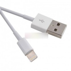 10db USB Data Sync töltő kábel Apple iPhone 5 5C 6
