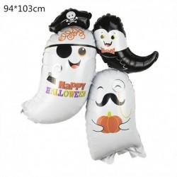 én - Halloween tök szellem lufi Halloween díszek Pókfólia léggömbök felfújható játékok Denevérgömbök Halloween