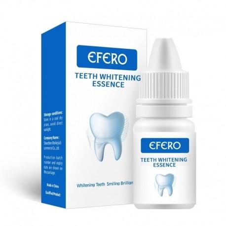 Fehérítő fogszérum - Fehérítő fogszérum hatékonyan távolítsa el a lepedékfoltokat Fehérítő fogtisztító gél