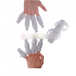 1 db Új ujj elválasztó védő S M L XL