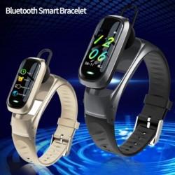 Intelligens karkötő Bluetooth 5.0 AI Hívás Hang pulzusszám Vérnyomás vér oxigén alvásfigyelés