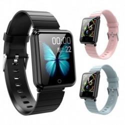 V6 Full Touch Smart Watch Fitness Tracker Vérnyomás Smart Clock GTS Smartwatch