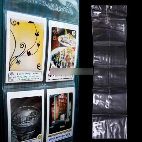 Mini fotó album fali kép tartó tároló mappa