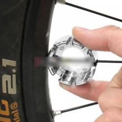 Új Kerékpár Bike küllő  Key Felni csavarkulcs