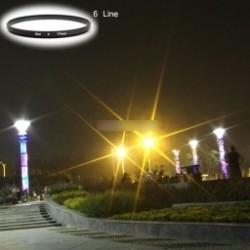 x 77 mm 6 sor UV Ultra-Violet Haze Dslr fényképezőgép üveges lencsék szűrő objektívvédő eszköz