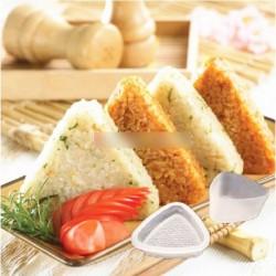1 szett háromszög forma Sushi DIY rizs forma