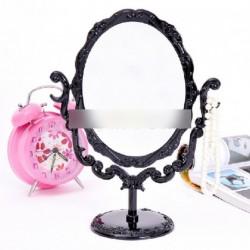 Asztali forgatható gótikus  rózsa Smink Tükör