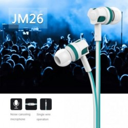3,5 mm sztereó fülhallgató fejhallgató iPhone Samsung telefonhoz