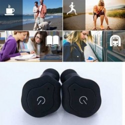 TWS Mini Twins Wireless sztereó Bluetooth fülhallgató fejhallgató