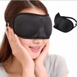 1db fekete szem maszk alás utazás pihenés relaxáció