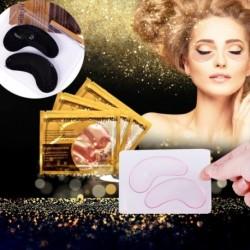 1Pár sima arany kollagén kristály fekete rózsaszín fehér hidratáló maszk ápoló