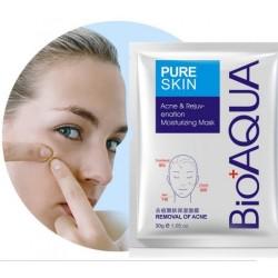 BIOAQUA 1db aknéeltávolító arcmaszk