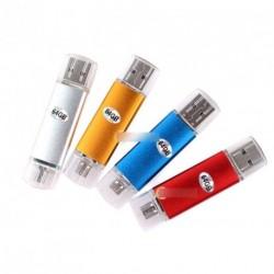 64GB U-disk Mikro USB 2.0 Flash meghajtó OTG 1db