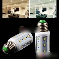 E27 24 SMD LED kukorica izzó lámpa égő 220V 1db