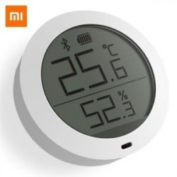 Xiaomi Bluetooth higrométer hőmérséklet páraérzékelő LCD hőmérő Home