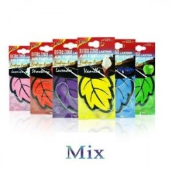 Keverd össze - Auto Shine Paper függő Autó illatosító Vanilla illatosított illatú illatú alak