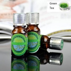 zöld tea íz - 1 db Autó illatosító Parfüm feltöltő természetes növényi illóolaj