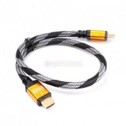 1M Ultra HDMI 2.0V aranyozott kábel HDTV LCD PS4